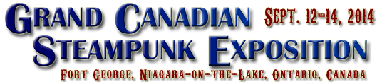Grand Canadian Steampunk Exposition
