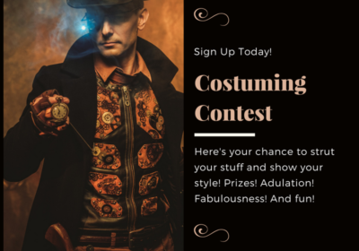 Steampunk Costuming